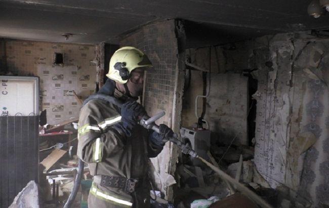 Фото: вибух у багатоповерховому житловому будинку в Сумах