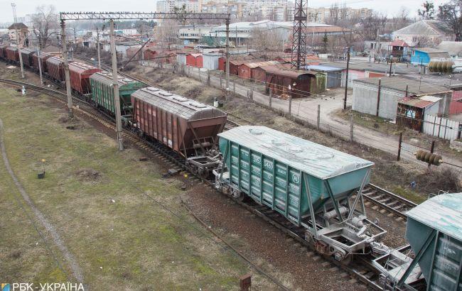 Россия расширила запрет на импорт железнодорожной продукции из Украины