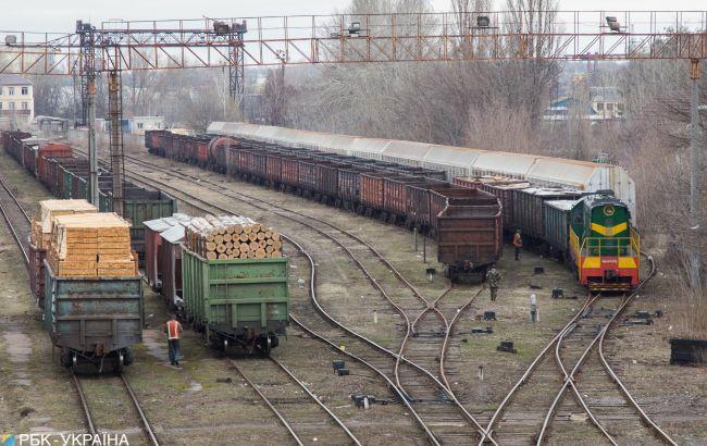 Криза вдарила по обсягам вантажоперевезень в Україні