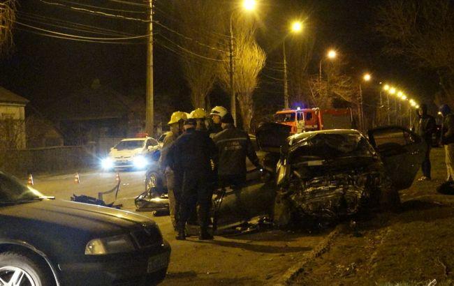 Шофёр умер влобовом столкновении натрассе «Скандинавия»