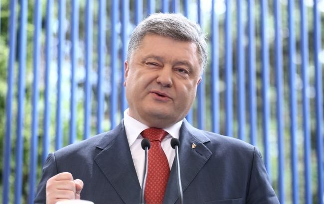 Фото: Петро Порошенко (Віталій Носач, РБК-Україна)