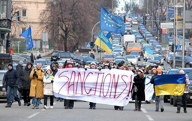 Фото: ЄС продовжить санкції за загрозу територіальній цілісності України