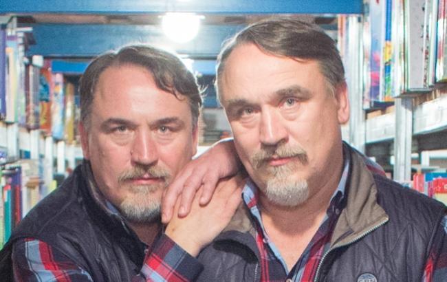 Фото: Братья Капрановы (Виталий Носач, РБК-Украина)