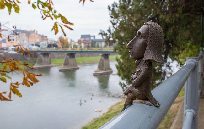 Фото: Для знакомства с Ужгородом одного дня однозначно мало (РБК-Украина)