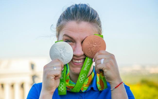 Фото: Олімпійська чемпіонка Ольга Харлан (Віталій Носач)