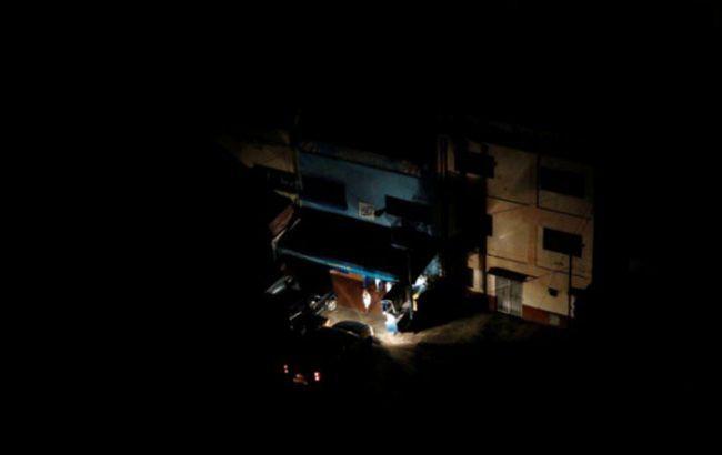 В Венесуэле масштабные перебои с электричеством и интернетом