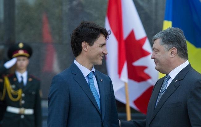 Фото: Украина и Канада начнут консультации по либерализации визового режима