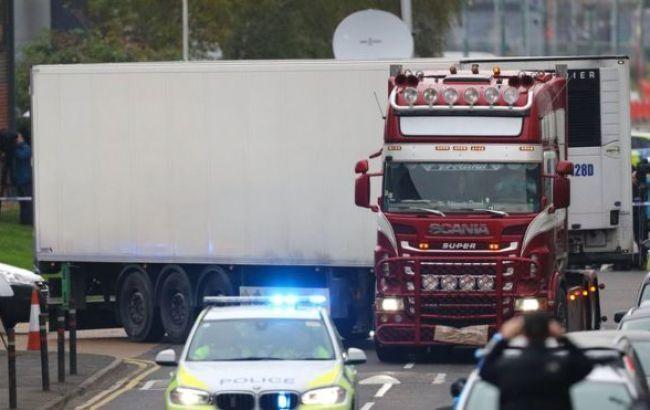 Ирландия выдаст Британии подозреваемого по делу гибели 39 мигрантов