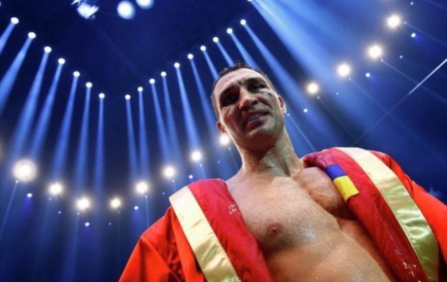 Фото: Володимир Кличко (BOXNEWS.com.ua)