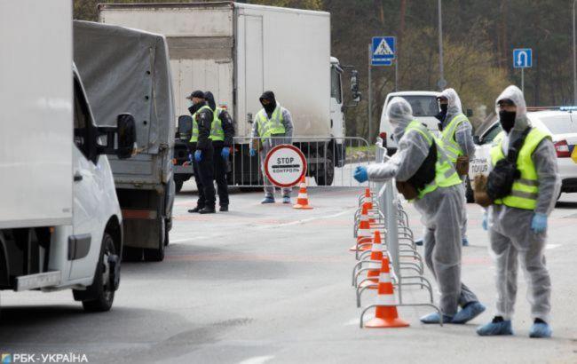 На Прикарпатті послаблюють карантин: на в'їздах до області зняли блокпости