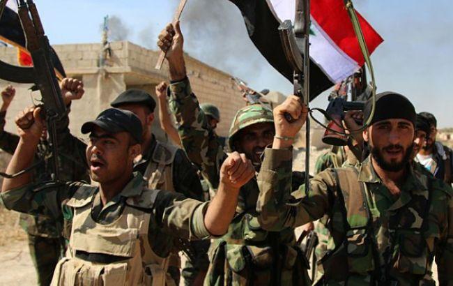 Сирийская армия отбила уисламистов новый город под Эль-Бабом