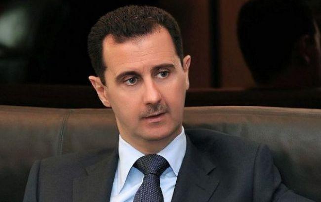 Фото: президент Сирії Башар Асад