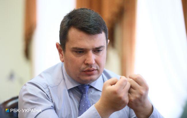 Звільнення Ситника і справа НАБУ проти Степанова: влада заперечує зв'язок