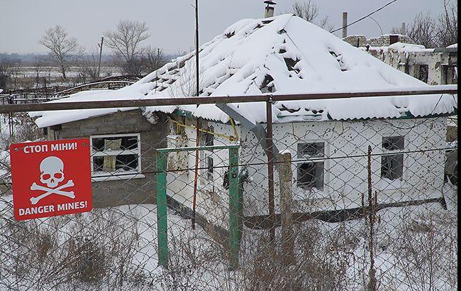 В Станиці Луганській знаходиться єдиний пункт пропуску в Луганській області (фото Олександр Кохан)