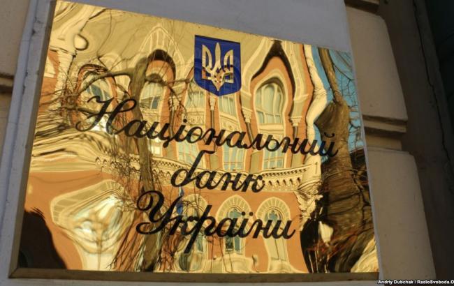 НБУ ввел санкций против лиц из
