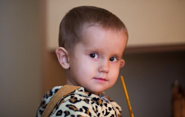 Фото: Дети, больные раком, во время лечения имеют возможность жить в комфортных условиях (Виталий Носач, РБК-Украина)
