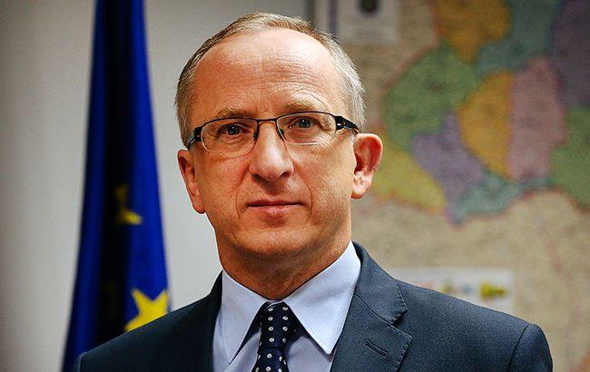 Томбинский назвал условие продолжения программы финпомощи Украине от ЕС