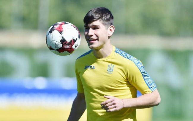 Украина занимает 16 место в мире по экспорту футболистов