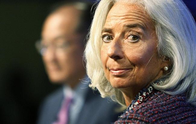 МВФ погіршить прогноз зростання світового ВВП на 2015 р