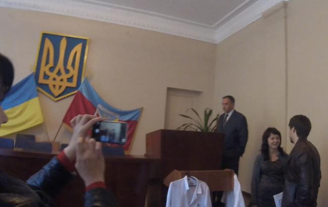 Фото: прес-служба Федерації незалежних профспілок України