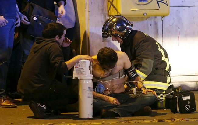 Фото: теракт в Ницце (Франция)