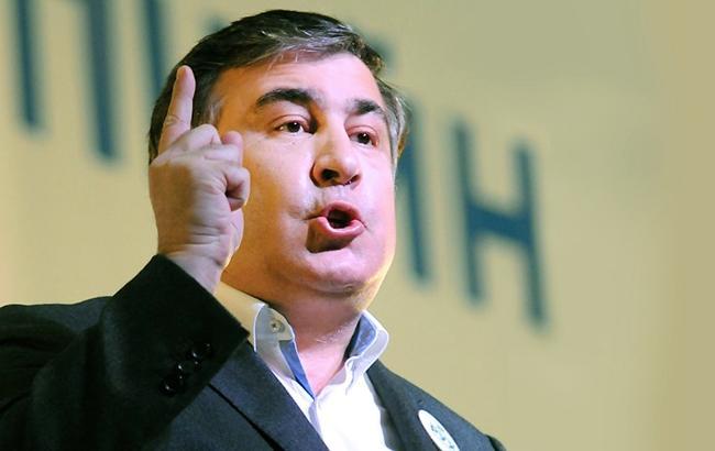 Михаил Саакашвили готовится примерить статус оппозиционера