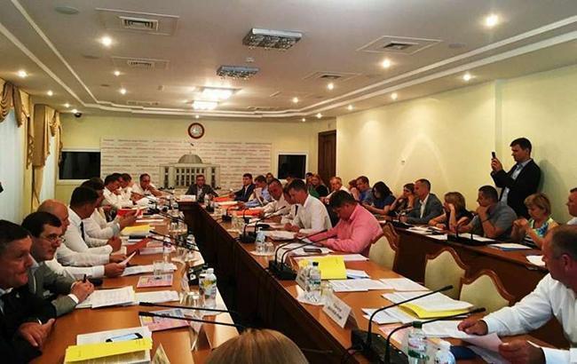 Фото: заседание комитета (rada.gov.ua)