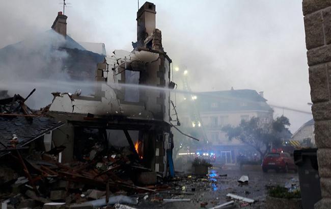 У Франції в магазині стався вибух газу, постраждали 10 людей
