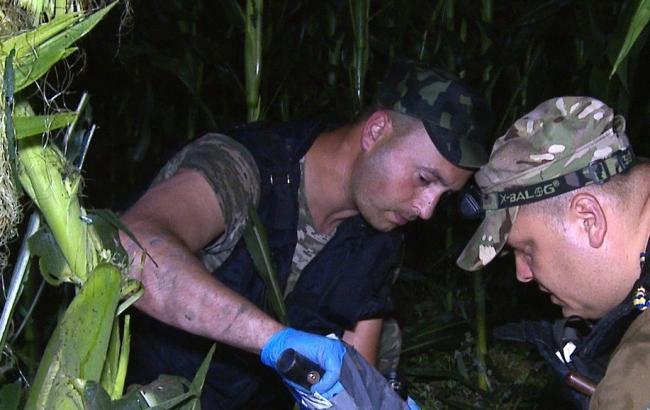 У Вінницькій області в результаті вибуху гранти поранено поліцейського