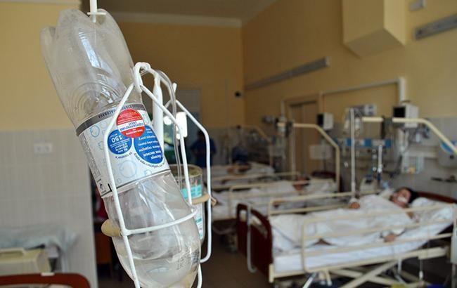 Число госпіталізованих дітей у Хмельницькій області зросло до 56