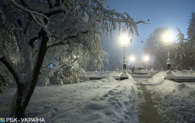 Синоптики предупреждают об ухудшении погодных условий и похолодании в Украине