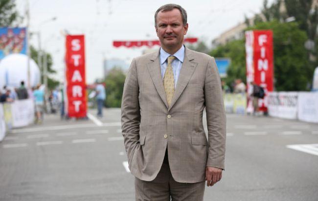 Экс-главу Федерации велоспорта Украины дисквалифицировали за оскорбление спортсменки