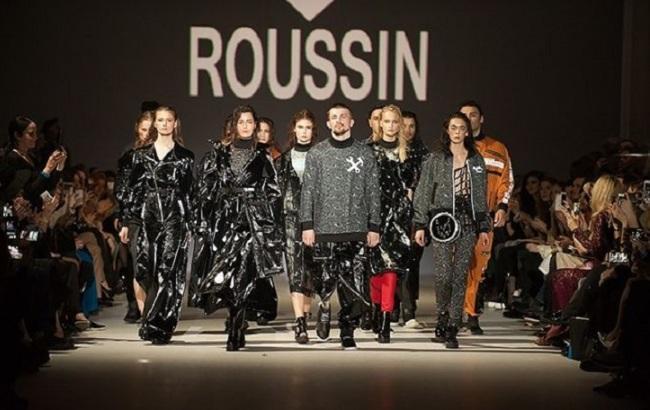 Морпех и десантник стали моделями на Ukrainian Fashion Week