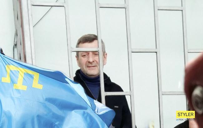 Тяжело больная мать крымского политзаключенного просит попрощаться с сыном