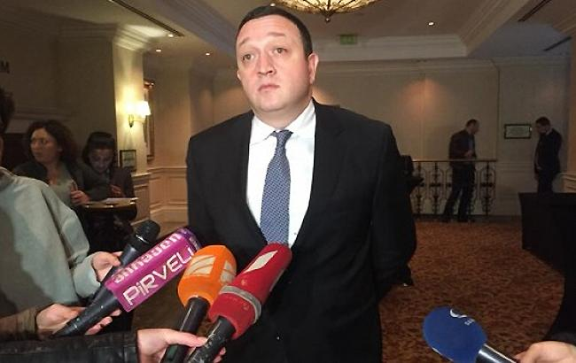 Луценко обсудил вопрос экстрадиции с заместителем генпрокурора Грузии