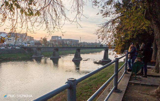 В Україні аномально обміліли річки і водосховища
