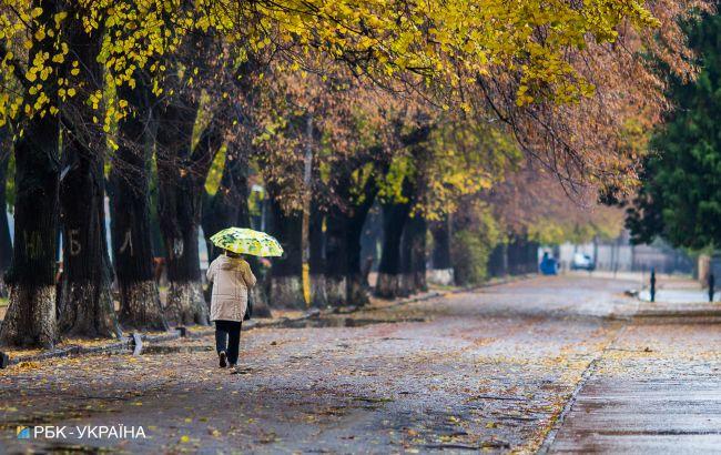 В Украину идет атмосферный фронт с дождями: синоптики предупредили, когда изменится погода