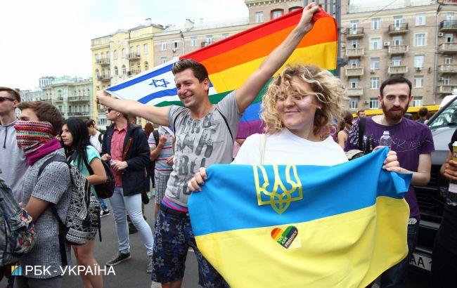Київпрайд 2019: як проходить Марш рівності в Києві