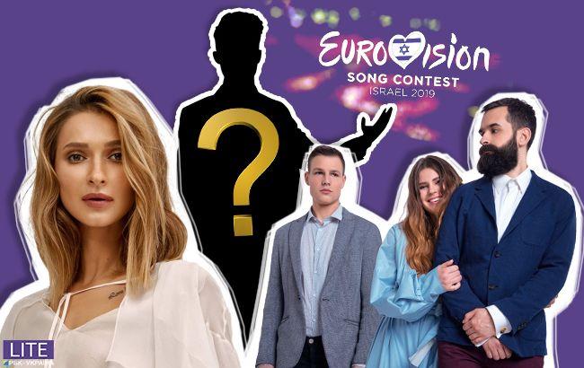 Українці назвали фаворитів Євробачення 2019: хто ці люди