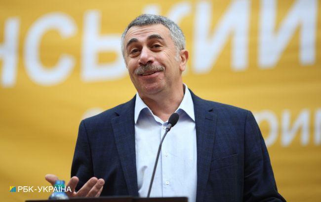 Чи потрібна маска на морозі: Комаровський дав відповідь