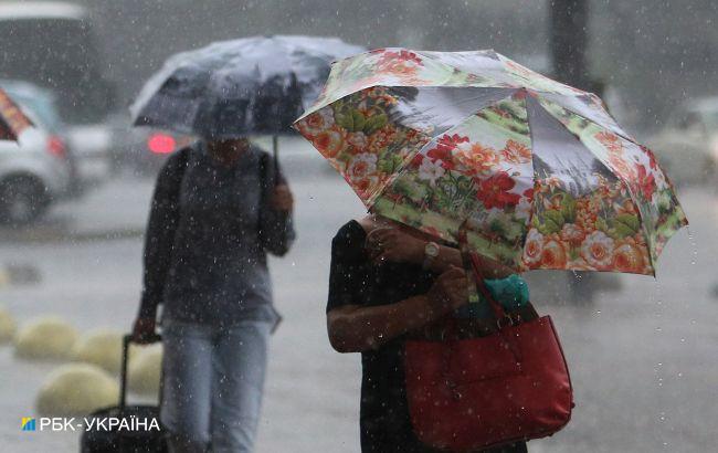 На Україну насувається сезон дощів: які області затоплюватиме