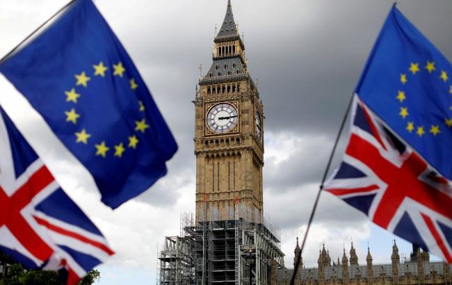 Brexit: тисячі людей зібралися нанайбільший протест уЛондоні