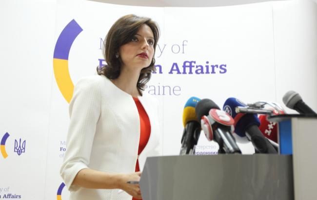 Україна передасть звернення в ОЗХЗ про хімічні викиди в окупованому Криму