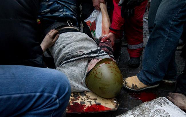 По преступлениям против Майдана 18-20 февраля сообщили о подозрении 71-у человеку (Фото: РБК-Украина/Виталий Носач)