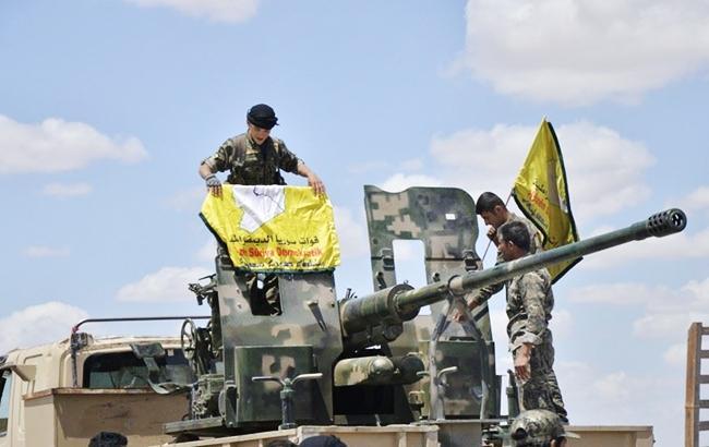 Фото: сирійські демократичні сили (alalam.ir)