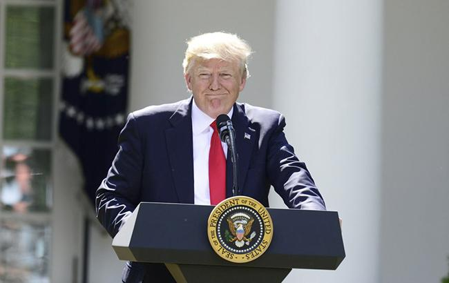 Фото: Дональд Трамп (Backgrid USA)