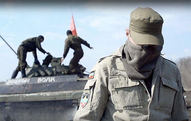 Фото: пророссийские боевики (YouTube screenshot)