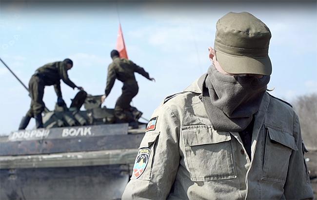 Фото: бойовики (YouTube screenshot)
