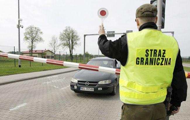 Фото: польский пограничник (dziennik.pl)