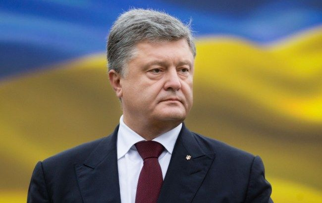 Фото: Петр Порошенко в Раде 6 сентября